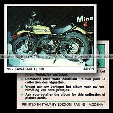 #pnm74.090 ★ KAWASAKI 350 F9 BIGHORN ★ Panini Moto 2000