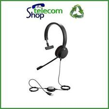 Jabra Evolve 20 MS Mono USB Headset With Call Control