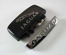 Jaguar Remote Smart Key Remote Rebuild Case and Chrome Cap XE XF XJ Genuine
