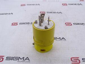 Woodhead Locking Plug 89IL