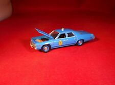 GL 1975 DODGE MONACO KANSAS STATE POLICE DEPARTMENT PATROL CAR LIMITED ED!