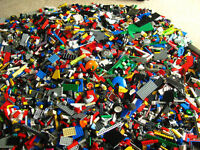 Genuine Lego 1000g - 1kg Massive Job lot 700 to 800 pieces Mixed Bundle Of Lego