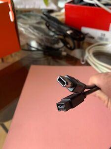 Firewire 800 To 400 9 Broches à 6 broches mâle Câble IEEE 1394B