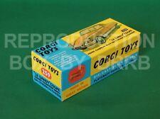 """Corgi #259 Citroen """"Le Dandy"""" - Reproduction Box by DRRB"""