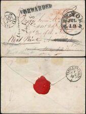 Handstamped Victoria (1840-1901) Cover European Stamps