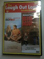 50 FIRST DATES/ BIG DADDY 2015 DVD Double Feature ****NEW*** + Fast Shipping