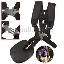 Brushcutter Strimmer Trimmer Mower Double Shoulder Harness Suit Quick Release AU