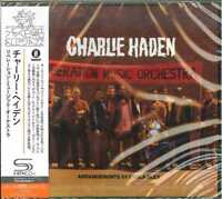 CHARLIE HADEN-LIBERATION MUSIC ORCHESTRA -JAPAN SHM-CD C94