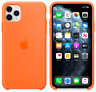 Apple Genuine Original Silicone Case Cover for iPhone 11 Pro Max - Vitamin C