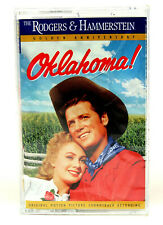 Rodgers And Hammerstein Oklahoma! Soundtrack Cassette Tape