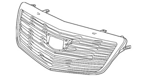 Genuine GM Grille Assembly 22879627