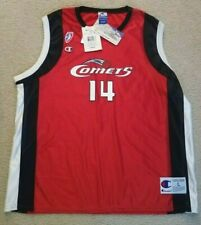 CYNTHIA COOPER WNBA OFFICIAL LICENSED HOUSTON COMETS REPLICA JERSEY SIZE LARGE