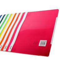 Neu!!! LEITZ 1 Fächermappe WOW 4589 6 Fächer verschiedene Farben wählen Sie