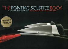 PONTIAC SOLSTICE BOOK SATURN SKY WITZENBURG GXP REDLINE
