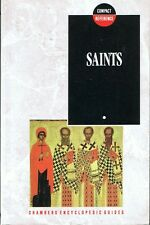 SAINTS ENCYCLOPEDIA - Chambers Encyclopedic Guides by Alison Jones FREE POST