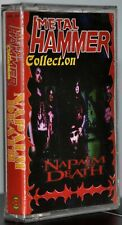 "Napalm Death ""Metal Hammer Collection"" Russian Cassette!"