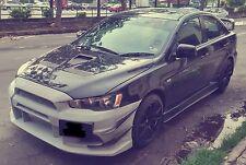 Mitsubishi EVO X Varis Style Body Kit For Non EVO X - Mitsubishi Lancer GT LX EX