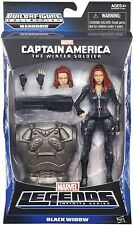 VHTF MARVEL LEGENDS 2013 BAF MANDROID--BLACK WIDOW MIB