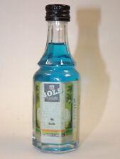 BOLS BLUE CURACAO Liqueur 40 ml l 30% mini flasche bottle miniature bottela OLD