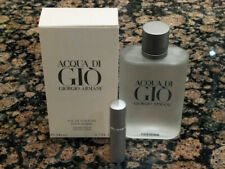 Giorgio Armani -  Acqua di Gio EDT  -  5ml Sample in Refillable Atomizer