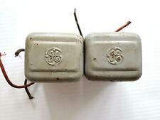 Vintage Ge General Electric Audio Transformer Limiting Amplifier Tube Compressor