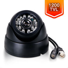 1200Tvl Hd 3.6mm Lens Dome Surveillance Cctv Security Camera Ir Night Vision Hl