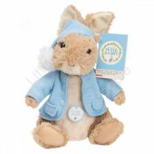 Plush Soft Toy Beatrix Potter 6058992 Animated Peter Rabbit 25cm Brahms Lullaby