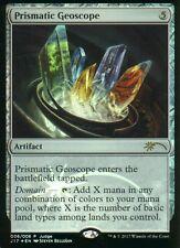 Prismatic geoscope FOIL   Presque comme neuf   Judge Rewards promo   magic mtg