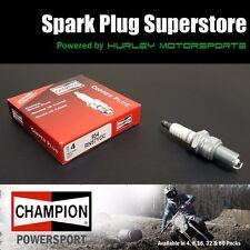 "Champion ""Copper Plus"" Resistor Spark Plugs - RN57YCC (954) - 4 Pack"