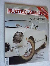 RUOTECLASSICHE Ruote Classiche N°159 - Marzo 2002 Corvette