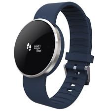 Hopcentury Bluetooth Reloj Inteligente Pulsera Ritmo Cardíaco & Monitor de presión arterial PE