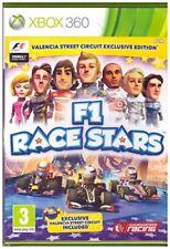 F1 Race Stars - Valencia Street (Xbox 360) - Game  KCVG The Cheap Fast Free Post