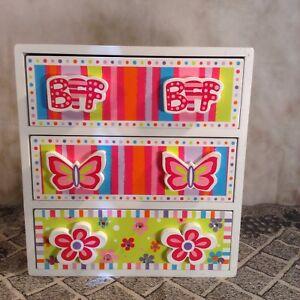 Bead Bazaar Razzle Dazzle Storage Organizer Drawers Girls