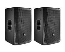 2x JBL PRX812W Active Loudspeaker Powered Monitor Speaker Pair