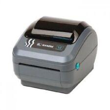 Zebra GK420d Versanddrucker USB Abreißkante 202520-000 + Serviceetikett