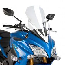 SUZUKI GSX-S 1000 F 2015 > BULLE PUIG TRANSPARENT TOURING SAUTE VENT
