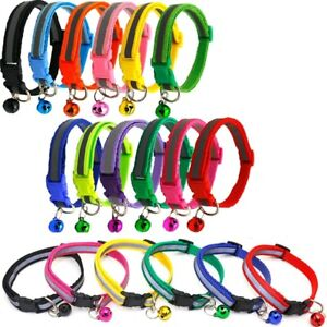 Bulk Dog Collars Puppy Litter Identification Breeders Rescues Mix Colours Stripe