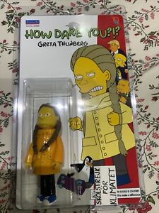 "Hoarceebu Greta Thunberg "" How Dare You"" Toy Traptoys"