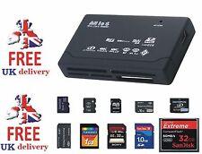 Tutto in 1 Multi Scheda Di Memoria Lettore USB SD SDHC Mini Micro m2 Mmc Xd Cf