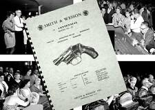 SMITH & WESSON 38 Cal MODEL 40 Centennial Pistol Manual
