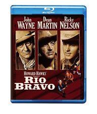 Rio Bravo (John Wayne, Dean Martin, Rick Nelson) Blu-ray Reg-B