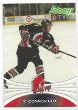 2008-09 Moose Jaw Warriors (WHL) Connor Cox (Dundee Stars)