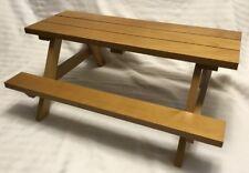 Longaberger Miniature Collectors Club Lifes A Picnic Table