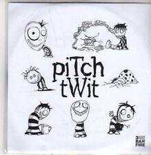 (AC370) Pitch Twit, Sidewards / Pieces of 4 - DJ CD