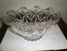 Lenox Shooting Star Large Crystal Bowl Nib