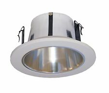 """4"""" Line Voltage Open Reflector trim/trims for Recessed Light/lighting-White"""