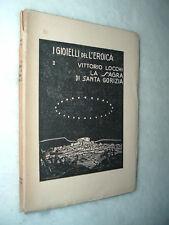 I Gioielli dell' EROICA - Vittorio Locchi - La Sagra di Santa Gorizia
