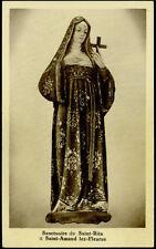 "santino-holy card""S.RITA DA CASCIA-SAINT AMAND LEZ FLEURUS"