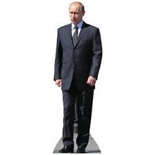 VLADIMIR PUTIN Lifesize CARDBOARD CUTOUT Standup Standee Russian President F/S