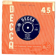 """BRIAN POOLE.THREE BELLS / TELL ME HOW YOU CARE.UK ORIG 7"""" & CO/SL.EX-"""